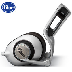 BLUE ELLA 高保真HIFI有源 平面振膜耳机 内置发烧级耳放头戴式专业音乐动圈耳机 降噪线控耳麦