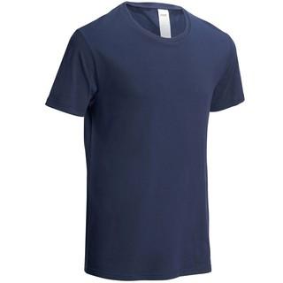 DECATHLON 迪卡侬 DOMYOS MAY 男款运动T恤 深蓝色-男款 S *6件
