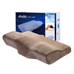 Aisleep 睡眠博士 全方位蝶形慢回弹护颈枕 *2件