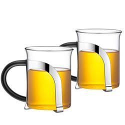 RAE 然也 耐热玻璃杯 150ml 2只装 *2件