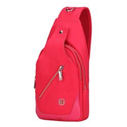 SWISSGEAR 瑞士军刀  SA-9866 红色 胸包