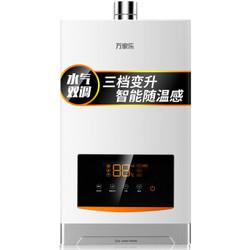 万家乐(macro)16升水气双调 三档变升 智能随温感 燃气热水器(天然气)JSQ30-D31