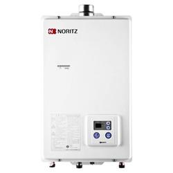 能率(NORITZ)GQ-1650FE 电脑版 燃气热水器(16L恒温热水器 数码显温)