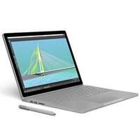 Microsoft 微软 Surface Book 二合一平板笔记本 13.5英寸(i7、8GB、256GB、965M 2GB)