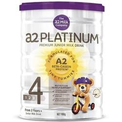 a2 艾尔 白金版 幼儿配方奶粉 4段  900g *2件