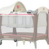 GRACO 葛莱 Classic Electra系列 多功能可折叠婴儿床 599元