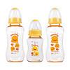 PIYOPIYO 黄色小鸭 270CC/150CC/270CC 标准口径PES葫芦奶瓶组