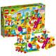 乐高 玩具 得宝 DUPLO 2岁-5岁 大型游乐园 10840 积木LEGO 549元包邮