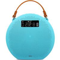 MIFA M9 湖冰蓝 APP智能无线蓝牙音箱4.0便携式迷你插卡低音炮手机音响