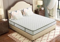 喜临门床垫 20cm偏硬护脊邦尼尔弹簧床垫加厚 成人儿童席梦思床垫 启晨(1.5*2)