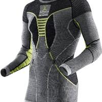 X-BIONIC APANI MERINO系列 男士长袖压缩衣