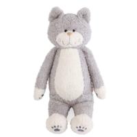 LIV HEART 丽芙之心 茶米猫抱枕玩偶(M号、灰色)  +凑单品