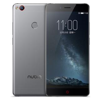限地区 : nubia 努比亚 Z11 智能手机 星空灰 6GB+64GB