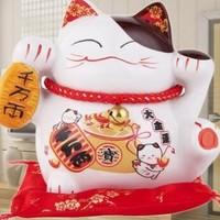 众尚 陶瓷招财猫 多款可选