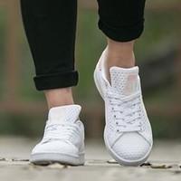 adidas 阿迪达斯 三叶草 STAN SMITH W 女款运动鞋