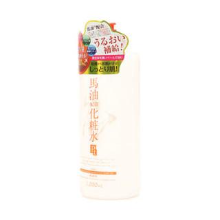 PLATINUM 白金 label 马油保湿化妆水1000ml
