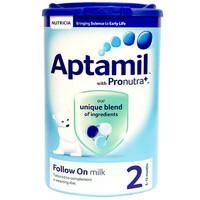 Aptamil 爱他美 婴幼儿奶粉 2段 900g