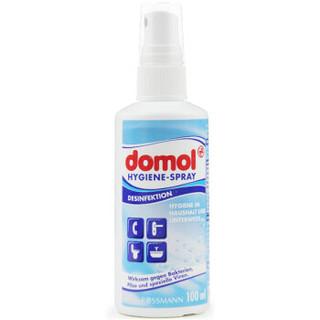 Domol 便携消毒液喷雾 100ml *4件
