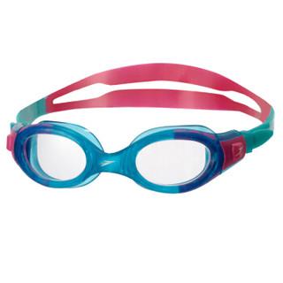 SPEEDO 速比涛 31360165 儿童大童游泳眼镜6-14岁天蓝