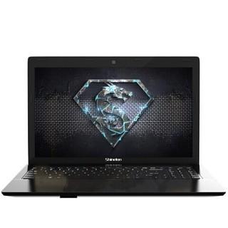 Shinelon 炫龙 阿尔法 15.6英寸笔记本电脑(G3930、4GB、500GB)
