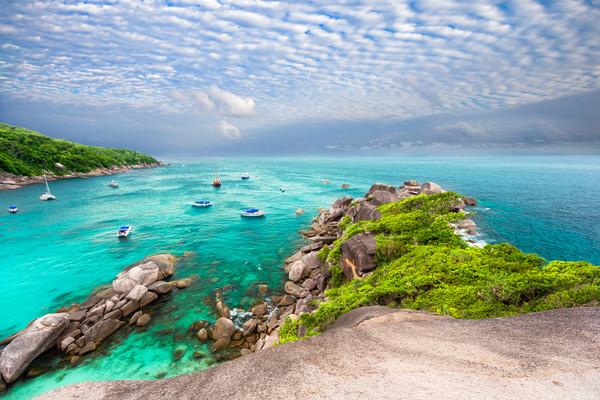 全国多地-泰国普吉岛7天5晚自由行(3+2双酒店体验)