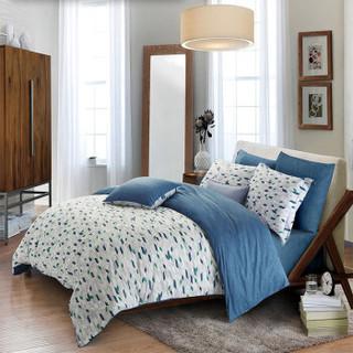 MERCURY 水星家纺 纯棉床上四件套 北欧星空  1.8m床