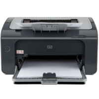 惠普 P1106 黑白激光小型办公单功能打印机