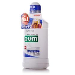全仕康 GUM 牙周护理漱口水(清新薄荷)500ml