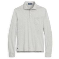 POLO RALPH LAUREN Hampton 男士口袋长袖POLO衫