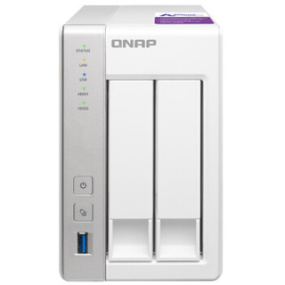 18点开始 : QNAP 威联通 TS-231P 2盘位NAS网络存储器