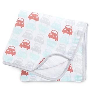 凑单品 : aden + anais 婴儿纱布毯 42cm*42cm款