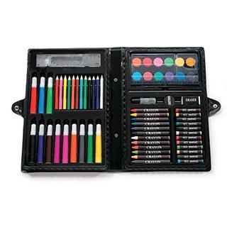 凑单品 : Darice 便携式美术绘画工具盒68件套