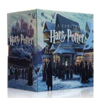 《Special Edition Harry Potter Paperback Box Set》(英文原版、平装)