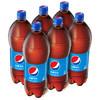 限华北:百事可乐 pepsi可乐型汽水  2l*6瓶 29.8元