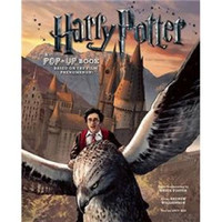 《Harry Potter: A Pop-Up Book》哈利波特 立体书