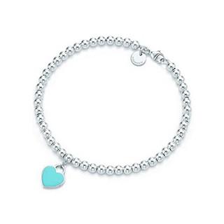 TIFFANY & Co 26659604 Return to Tiffany系列 26659604 中号银饰手链