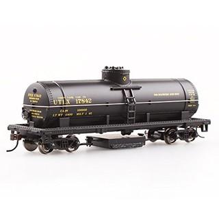 BACHMANN 百万城 HO美国系列仿真金属车轮轨道清洁车油罐车火车模型16302