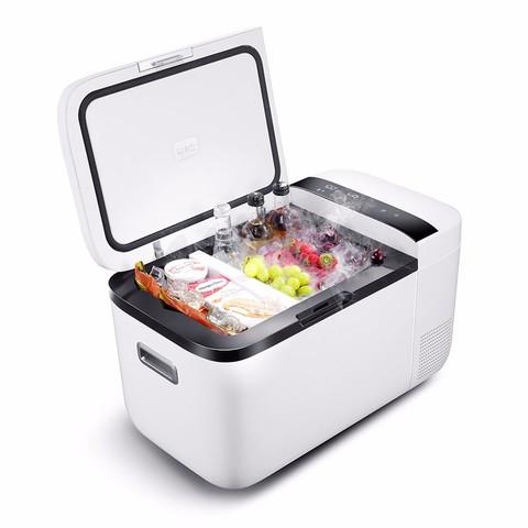 indelb 英得尔 T20 车载冰箱 20L 数显