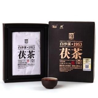 白沙溪 御品茯砖茯茶 318g *4件 +凑单品