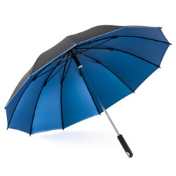 MAYDU 美度 M1120 圆美系列 12K防风雨伞  蓝色 *4件+凑单品