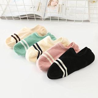 Yoki Home 女士纯棉船袜 15双