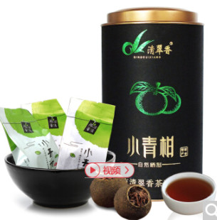 清翠香 新会小青柑茶 普洱茶 150g