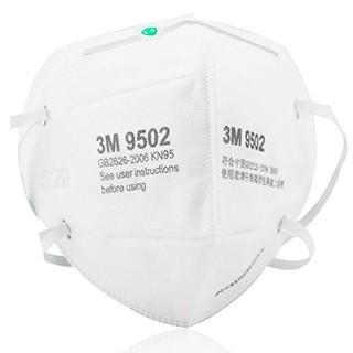 中亚Prime会员 : 3M 9502 头带式口罩 5个装
