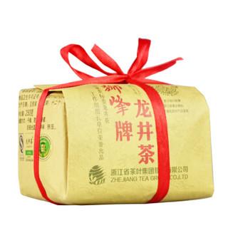 2018新茶预售 : 狮峰牌 雨前二级 龙井绿茶 传承纸包 250g