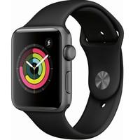 PLUS会员:Apple 苹果 Watch Series 3 智能手表 38mm GPS版