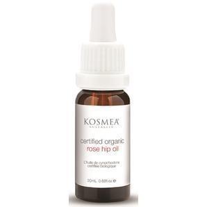 KOSMEA 天然有机玫瑰果油 20ml