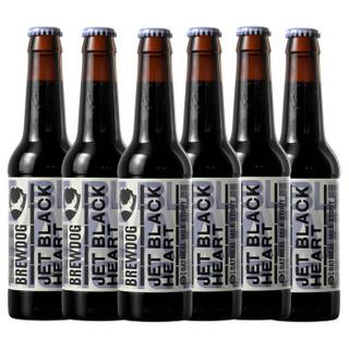 限地区 : Brewdog 酿酒狗 黑心牛奶世涛啤酒 330ml*6瓶 *2件