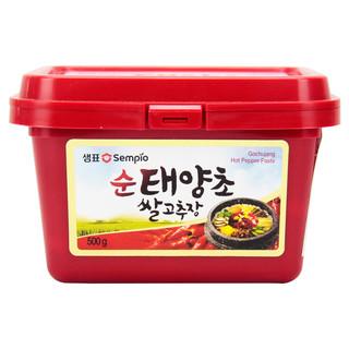 进口 膳府 韩式 辣椒酱 500g