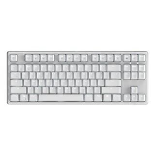 ROYAL KLUDGE RK987 87键 双模无线机械键盘 白色 Cherry青轴 单光