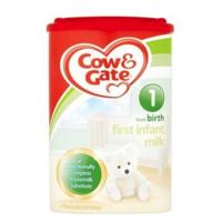 Cow&Gate 牛栏 婴儿配方奶粉 1段 900g